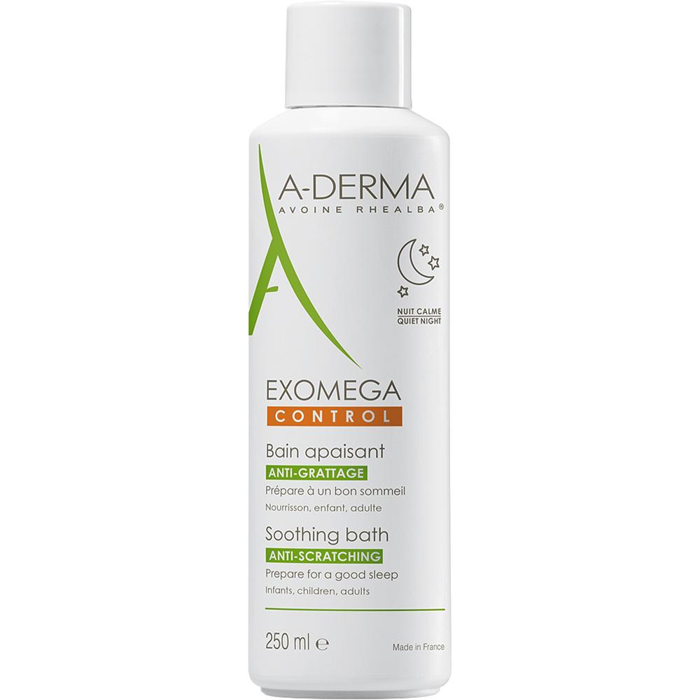 A-derma Exomega Control Bath 250 ml beroligende badeolje, Apotekfordeg, 896462