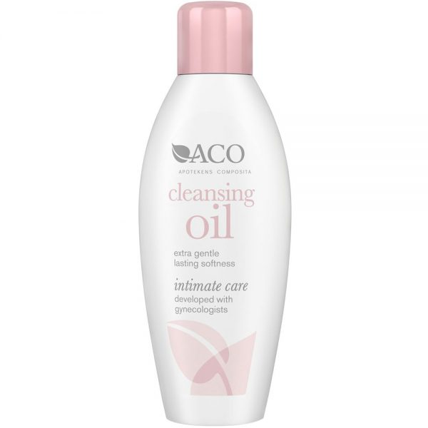 ACO Intimate care, Cleansing Oil, Apotekfordeg, 801947