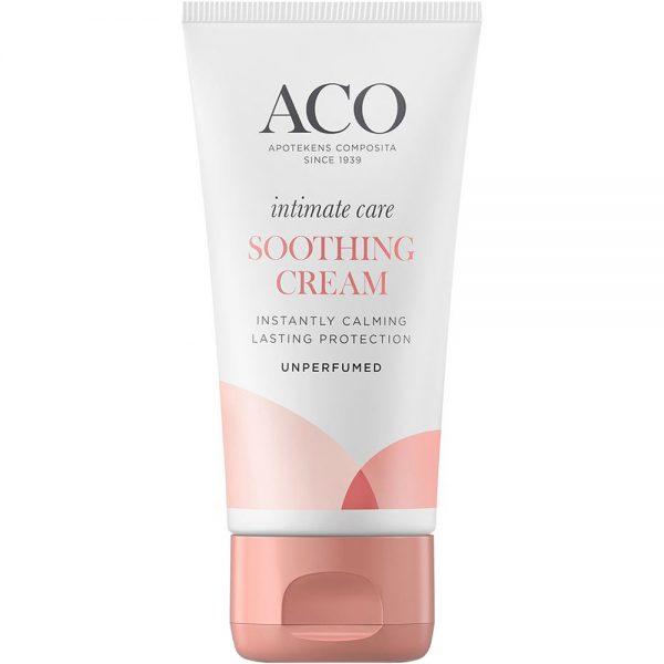 ACO Intimate care, Sooting Cream, Apotekfordeg, 843994