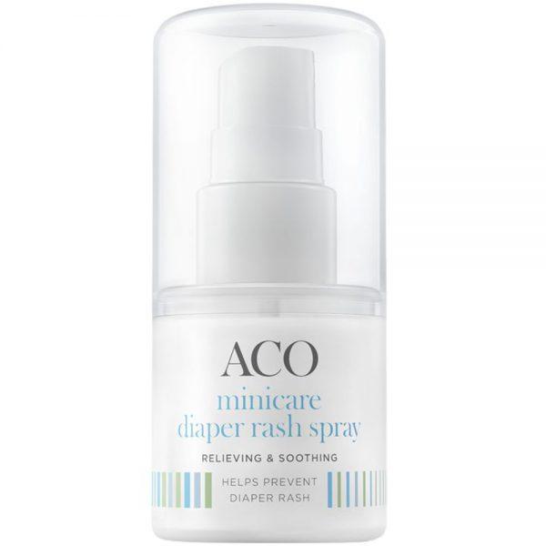 ACO Minicare diaper rash spray, Apotekfordeg, 997371