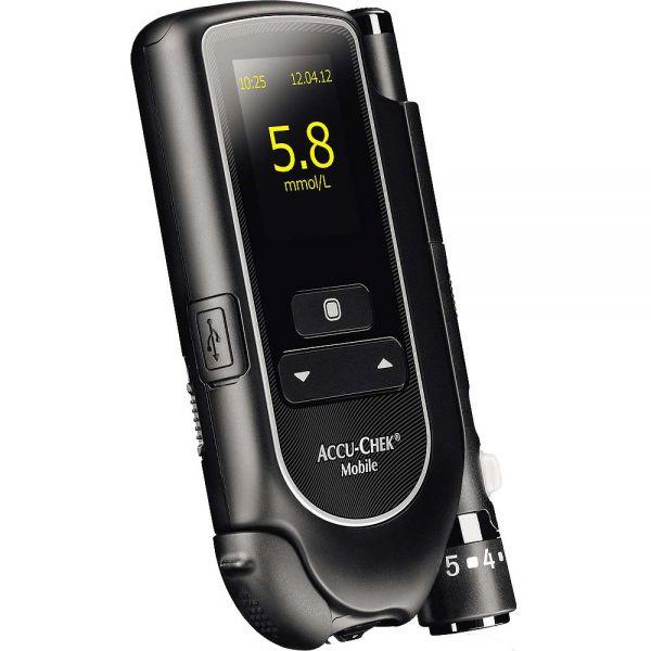 Accu-chek mobile blodsukkerapparat, ApotekForDeg, 937566