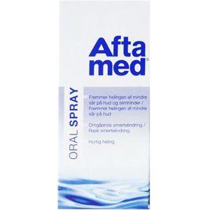 Aftamed Spray 20 ml - mot after:munnskold, Apotekfordeg, 867989