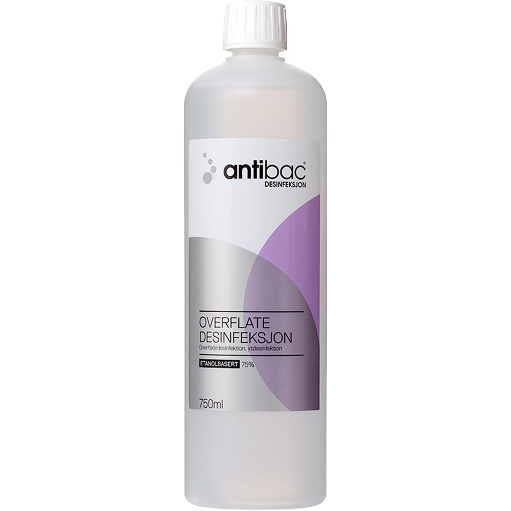 Antibac 75 % overflatedesinfeksjon, Apotekfordeg, 898625