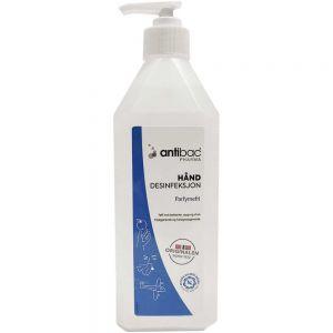 Antibac 85% Hånddesinfeksjon Gel 600 m, ApotekForDeg, 995757