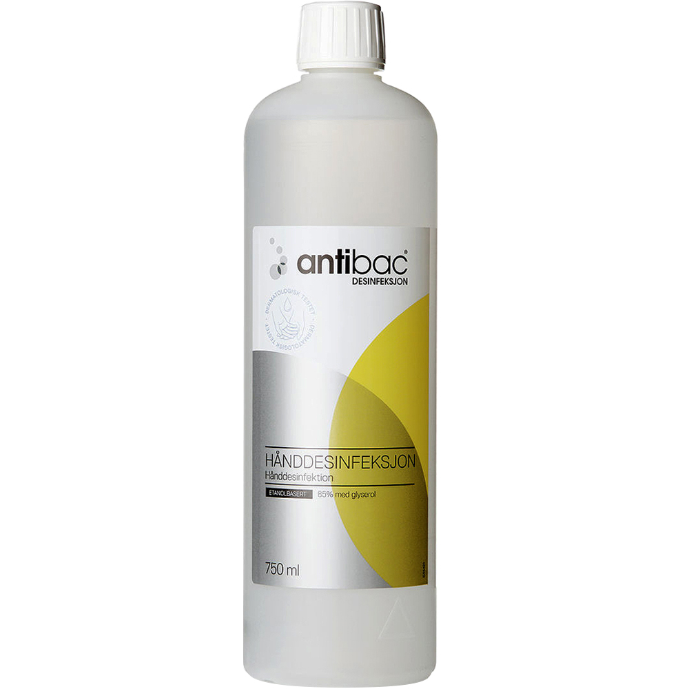 Antibac 85% hånddesinfeksjon, Apotekfordeg, 914124