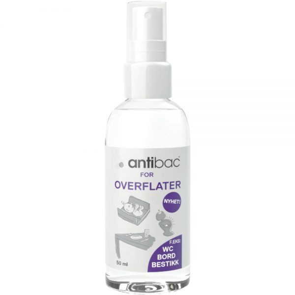 Antibac overflatedesinfeksjon, Apotekfordeg, 918857