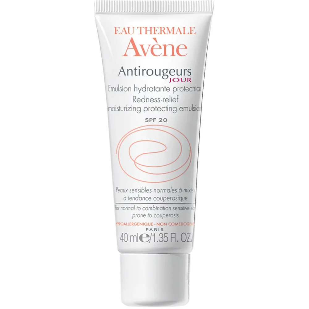 Avene Anti-redness SPF20 Emulsion 40 ml, ApotekForDeg, 904046