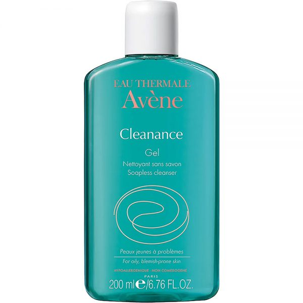 Avene Cleanance Soapless Gel 200 ml, ApotekForDeg, 889831