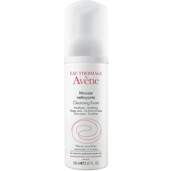 Avene Cleansing Foam Mattifying 150 ml, ApotekForDeg, 947451