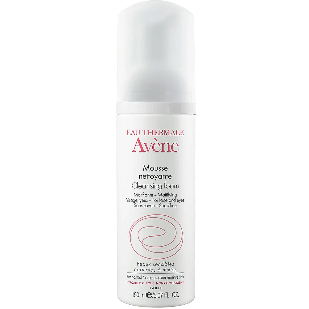 Avene Cleansing Foam Mattifying 150 ml, ApotekForDeg, 947451