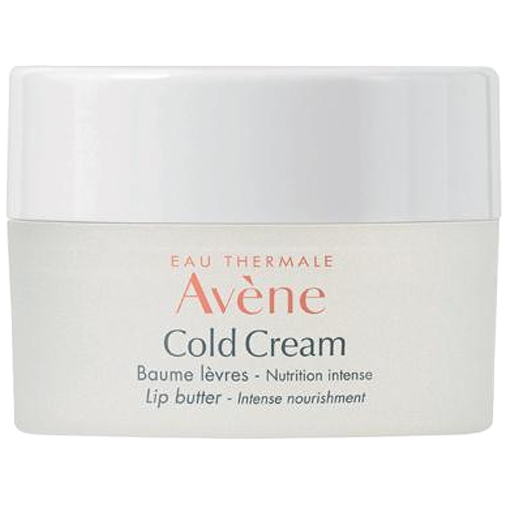 Avene Cold Cream Lip Butter 10 g, ApotekForDeg, 996406