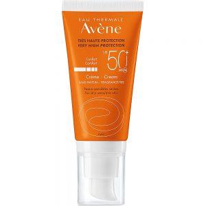 Avene Sun Face Cream SPF50+ 50 ml, ApotekForDeg, 948321
