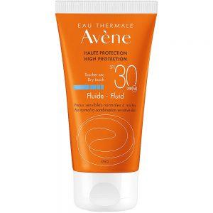 Avene Sun Face Fluid SPF30 50 ml, ApotekForDeg, 882510