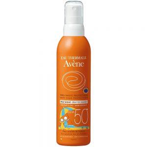 Avene Sun Spray Kids SPF50+ 200 ml, ApotekForDeg, 810737