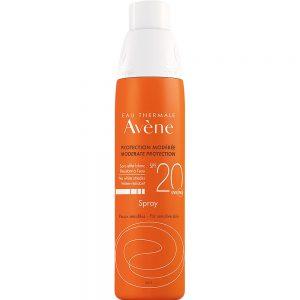 Avene Sun Spray SPF20 200 ml, ApotekForDeg, 817265