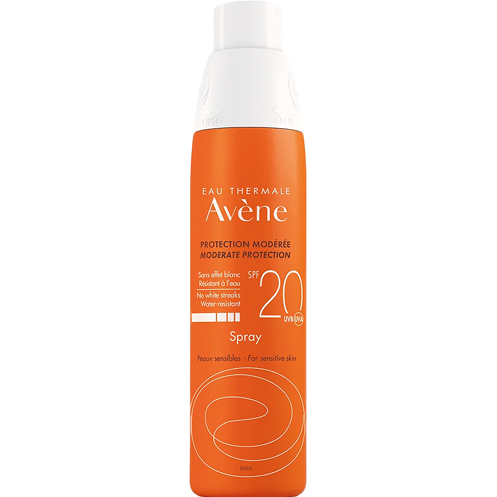 Avene Sun Spray SPF20 200 ml, ApotekForDeg, 817265