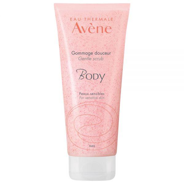 Avene-body-gentle-scrub-kroppspeeling-til-sensitiv-hud-200ml-apotekfordeg-840715