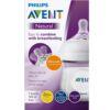Avent Natural Tåteflaske 125 ml 1 stk, Apotekfordeg, 868569