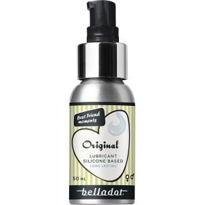 Belladot Silikonbasert Glidemiddel Original 50 ml, Apotekfordeg, 876056
