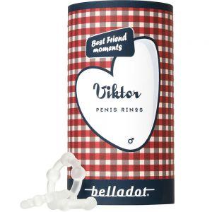 Belladot Viktor Penisringer 3 stk, Apotekfordeg, 870826