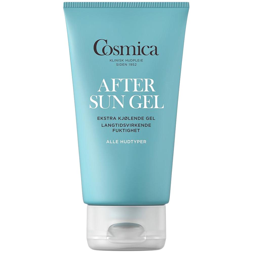 Cosmica after sun gel, beroligende og avkjølende gel for alle hudtyper, 150 ml, ApotekForDeg, 985189