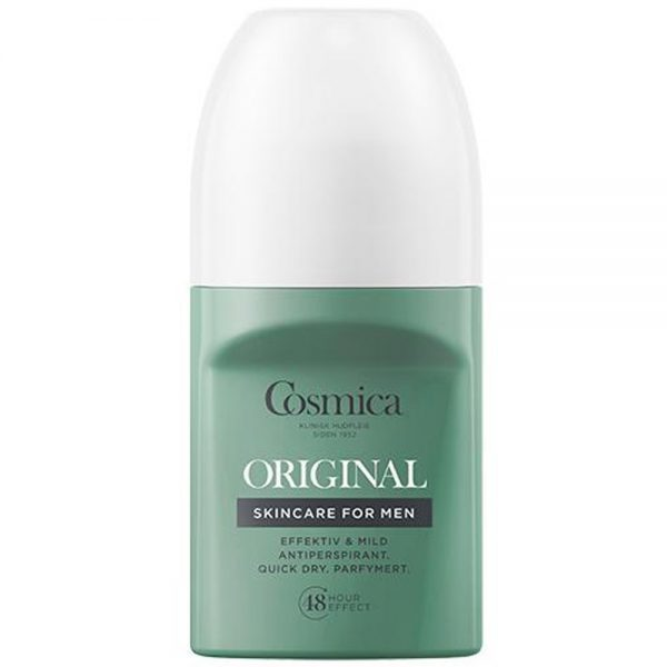 Cosmica deodorant original for menn 50ml, ApotekForDeg, 886996