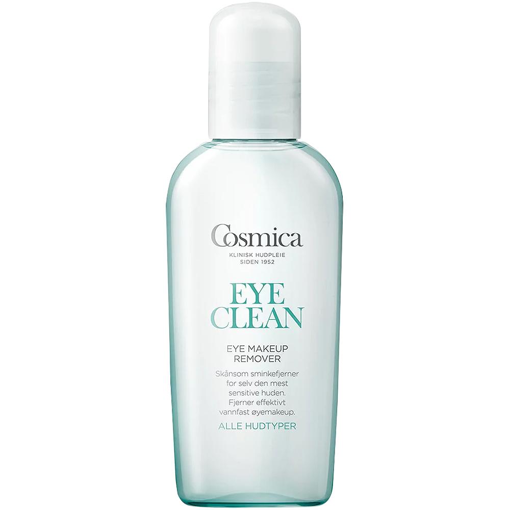 Cosmica eye makeup remover, mild øyesminkefjerner for alle hudtyper, 50 ml, ApotekForDeg, 919455