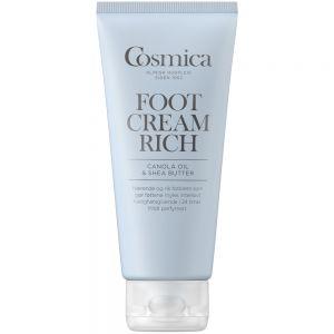 Cosmica foot cream rich med parfyme, 100ml, ApotekForDeg, 938768