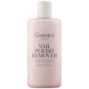 Cosmica nail polish remover, neglelakkfjerner uten parfyme, 125 ml, ApotekForDeg, 987930