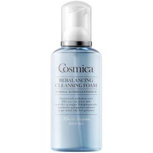 Cosmica rebalancing cleansing foam, eksfolierende renseskum med AHA-syre, 150 ml, ApotekForDeg, 959889