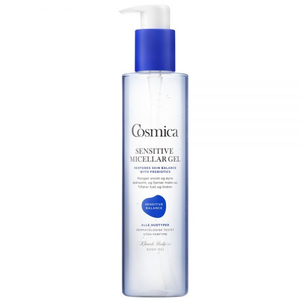 Cosmica sensitive rensegel 200ml, ApotekForDeg, 861168