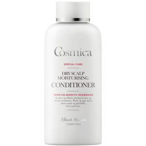 Cosmica special care dry scalp moisturising balsam for tørr og sensitiv hodebunn, 200 ml, ApotekForDeg, 965130