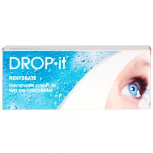 Drop-it øyedråper 20×2ml, ApotekForDeg, 901653