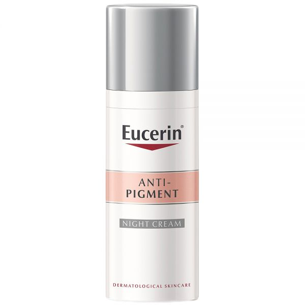 Eucerin Anti-Pigment nattkrem, 50 ml, ApotekForDeg, 940561