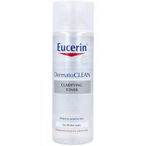 Eucerin DermatoCLEAN Clarifying Toner, for alle hudtyper, 200ml, ApotekForDeg, 899436
