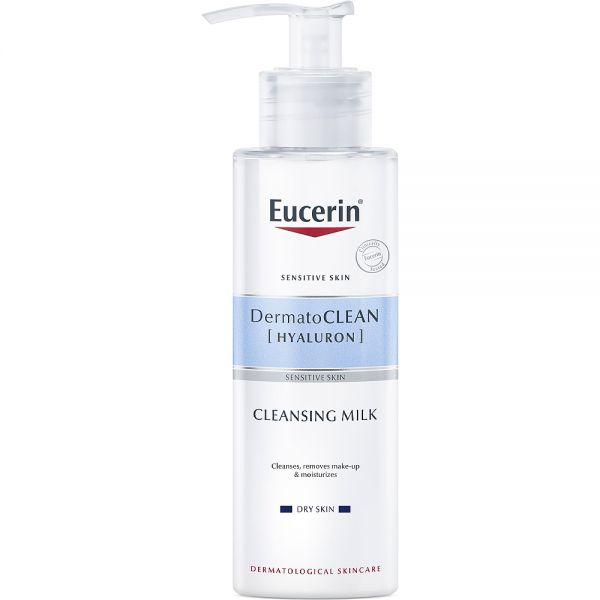 Eucerin DermatoCLEAN Cleansning Milk, 200 ml, ApotekForDeg, 953136