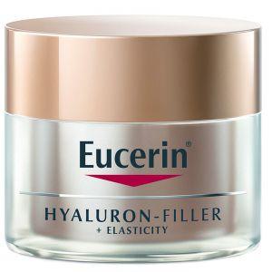 Eucerin Hyaluron-Filler + Elasticity Night Cream, næringsrik nattkrem, 50 ml, ApotekForDeg, 807367