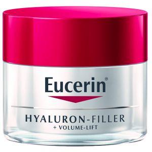 Eucerin Hyaluron Filler + Volume-Lift Day Cream SPF15, for tørr og sensitiv hud, 50 ml, ApotekForDeg, 929613