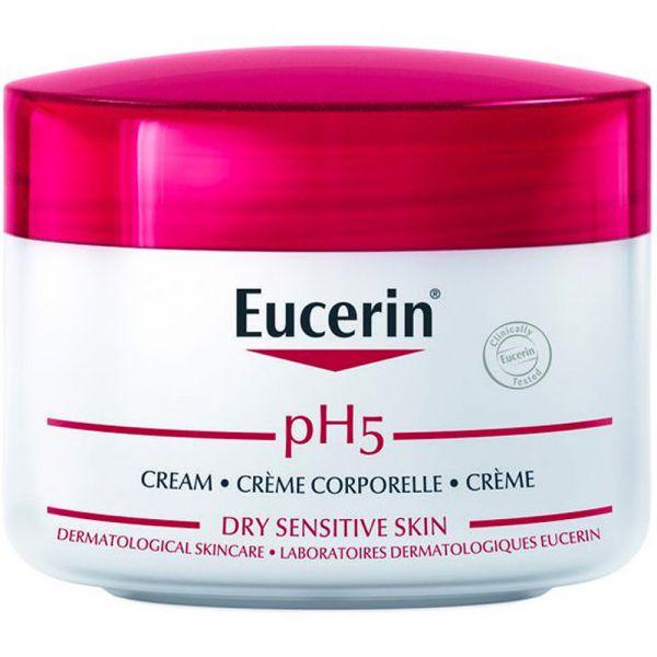 Eucerin pH5 Cream 75 ml, ApotekForDeg, 873810