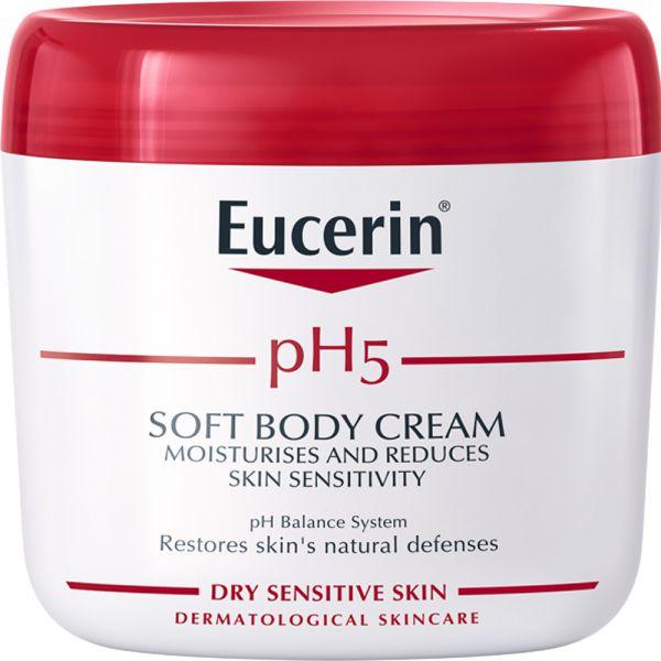Eucerin pH5 Soft Body Cream 450 ml, ApotekForDeg, 896847