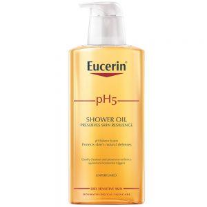 Eucerin pH5 dusjolje uten parfyme 400ml, ApotekForDeg, 816350