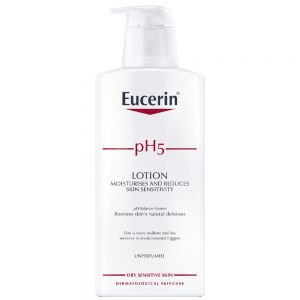 Eucerin pH5 lotion, kroppskrem uten parfyme, 400ml, ApotekForDeg, 898748