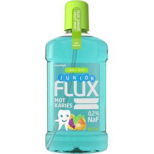 Flux Junior Fruit Mint 0,2% Fluorskyll 500 ml, ApotekForDeg, 932798