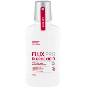 Flux Pro munnskyll, Apotekfordeg, 914577