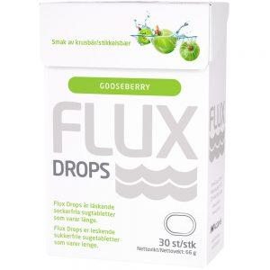 Flux drops sugetabletter, Apotekfordeg, 822520