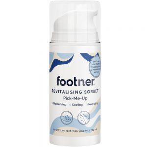 Footner revitalising sorbet, rik krem for tørre føtter, 100ml, ApotekForDeg, 912443