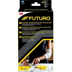 Futuro Comfort Albuestøtte Medium 1 stk - moderat støtte til albue, Apotekfordeg, 915077