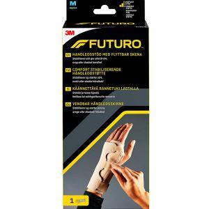 Futuro Comfort Håndleddstøtte Medium 1 stk - støtte for skadet håndledd, Apotekfordeg, 906434