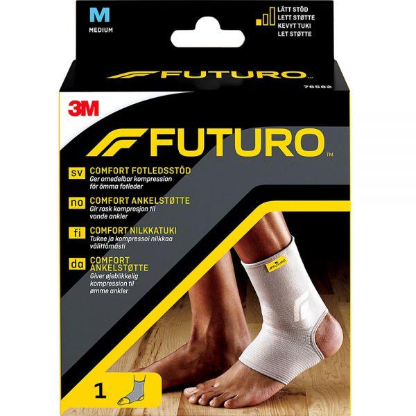 Futuro Comfort Lift Ankelstøtte Medium 1 stk - lett støtte til vond ankel, Apotekfordeg, 852287