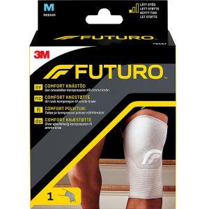 Futuro Comfort Lift Knestøtte Medium 1 stk - lett støtte til vonde knær, Apotekfordeg, 848510